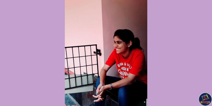 Ardra Krishnakumar started reading as part of a school assignment