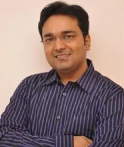 Rahul Roushan, author of Sanghi who never went to a Shakha