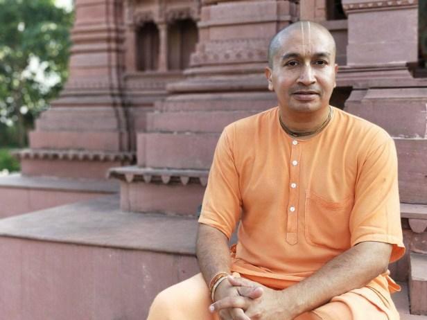 Spiritual leader and mindfulness coach Gauranga Das