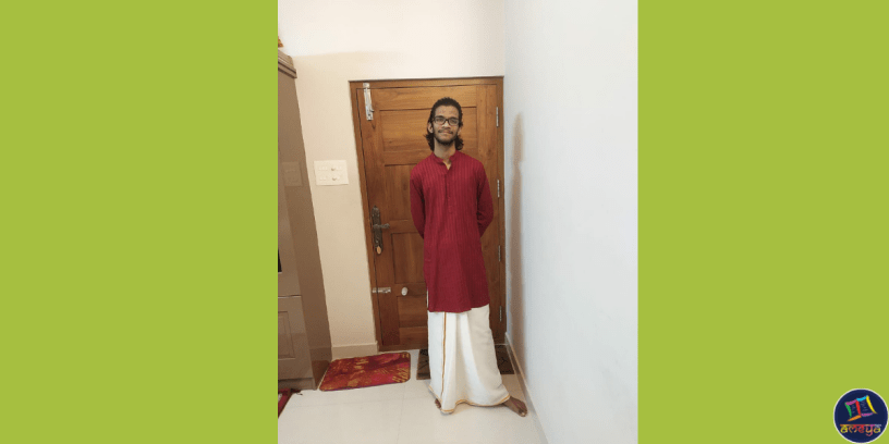 It took a heavy rain and a power outage for Balakrishna Prabhu to turn to the birthday gift he had received two years ago