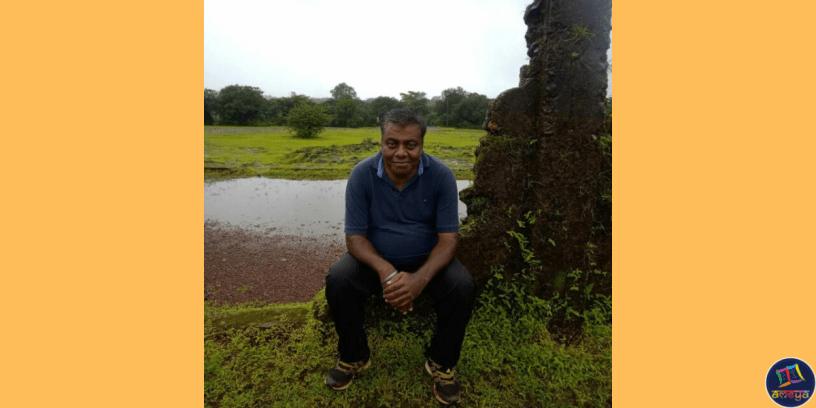 Raju Mindolli story on Ameya
