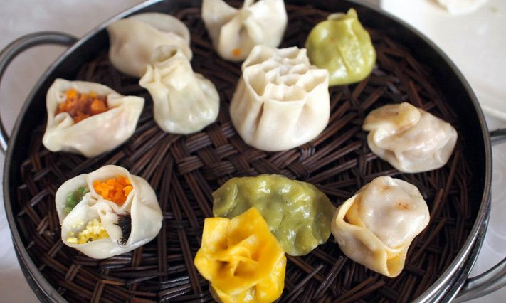 china dumplings jaiozi