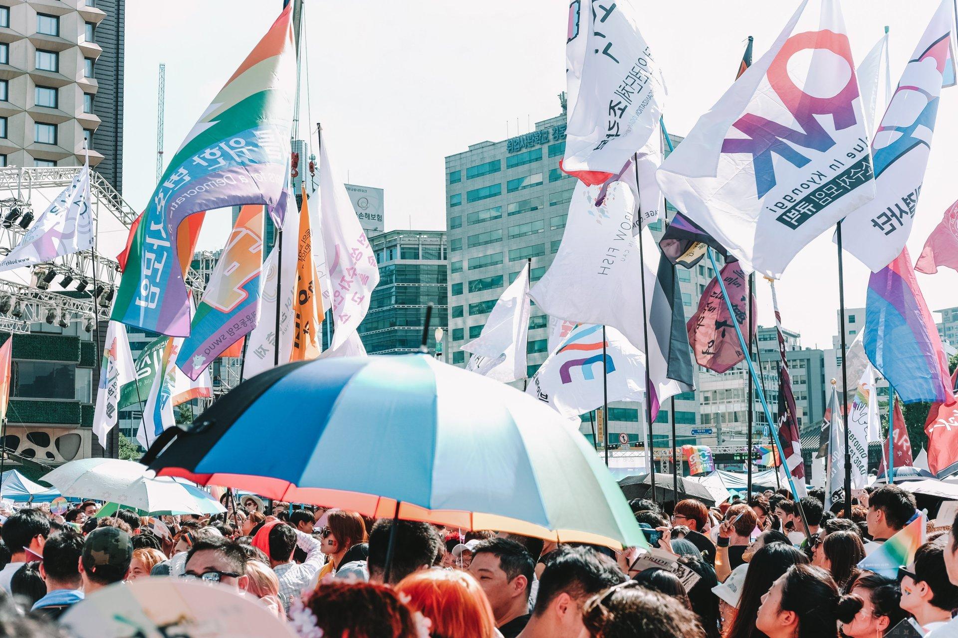 seoul pride 2018