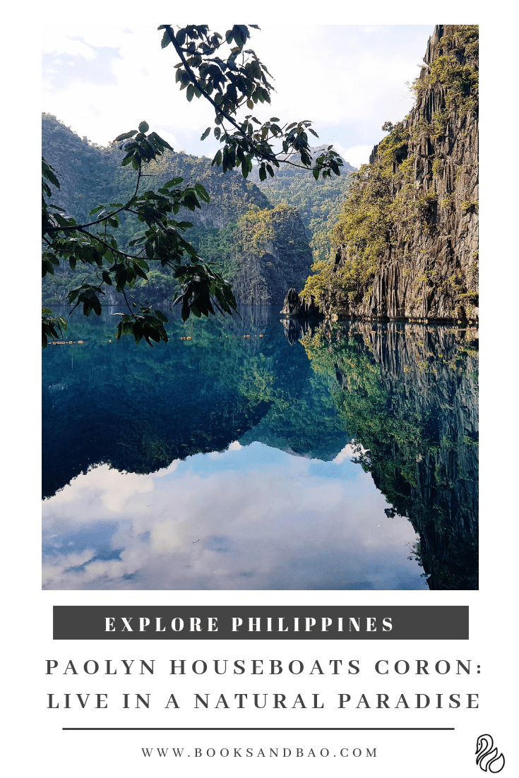 Paolyn Houseboats Coron: Live in a Natural Paradise