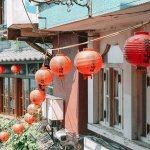 taiwan travel jiufen
