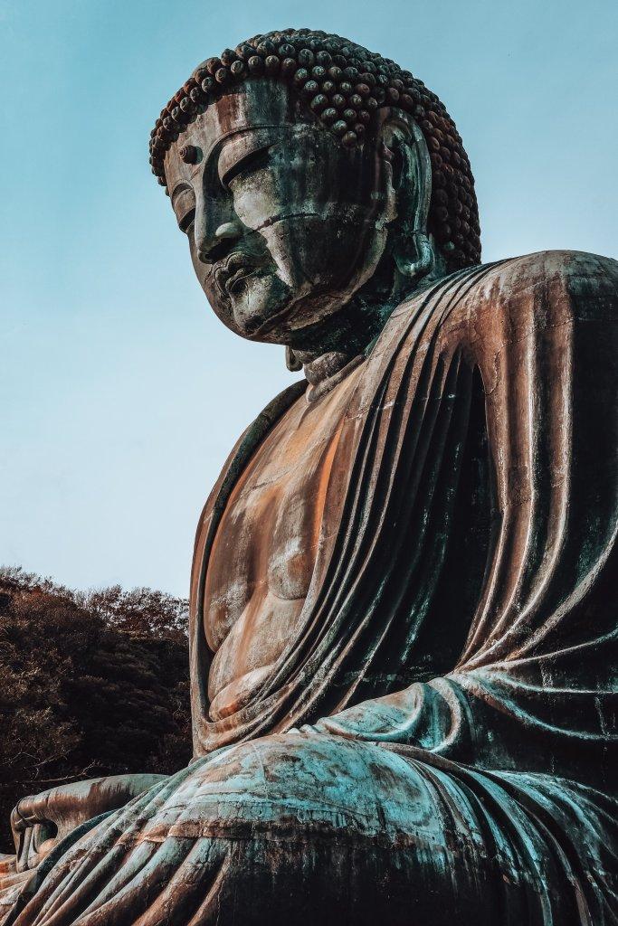 Giant Buddah kamakura japan