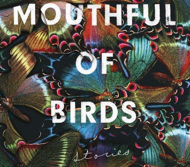 mouthful of birds