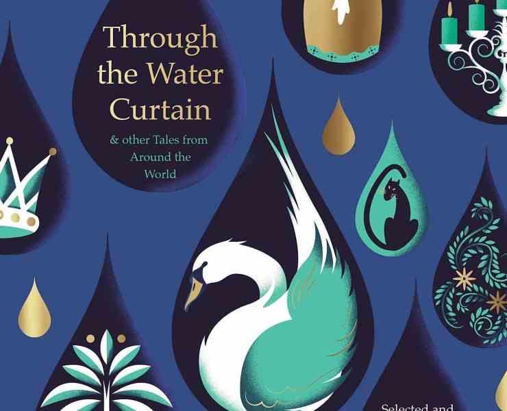 through water curtain