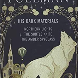 His dark materials philip pullman book