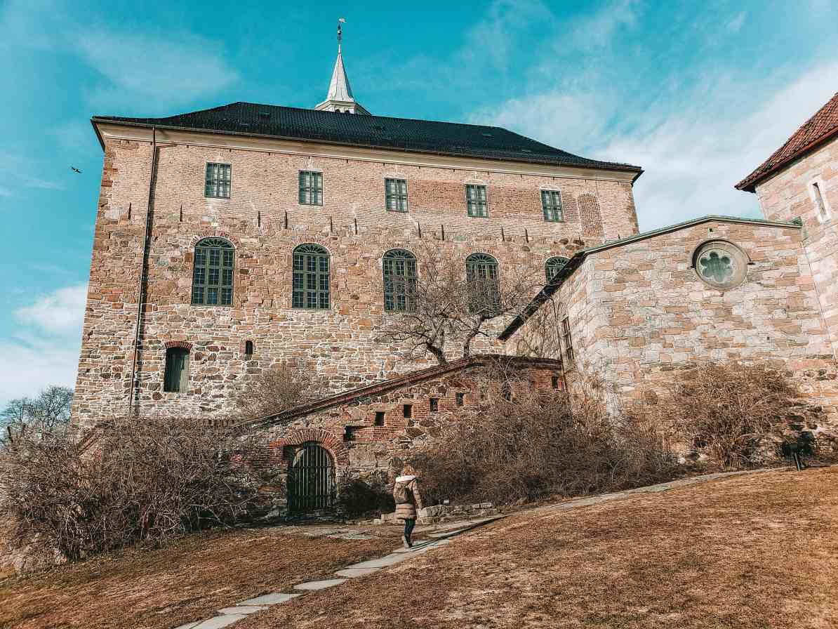 Castle and Fortress Oslo