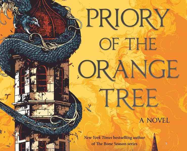 The priory of the orange tree fantasy game of thrones