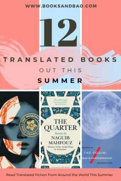 12 Translated Books Out This Summer