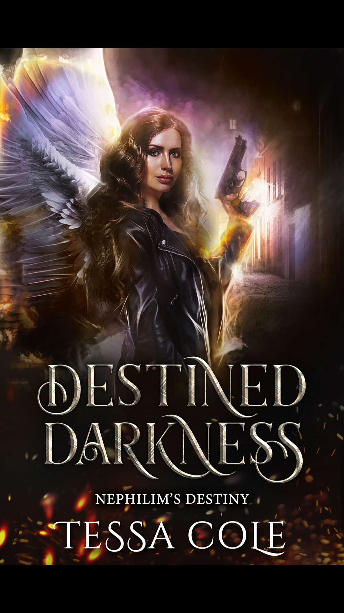 Destined Darkness by Tessa Cole – A Book Review