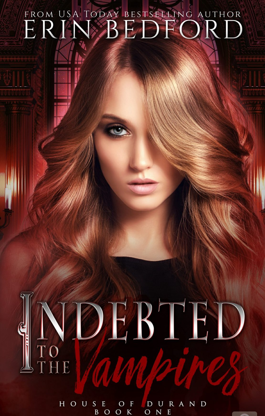Indebted to Vampires by Erin Bedford - A Book Review #ReverseHarem #WhyChoose #RH #Vampires #Goodread #Fun