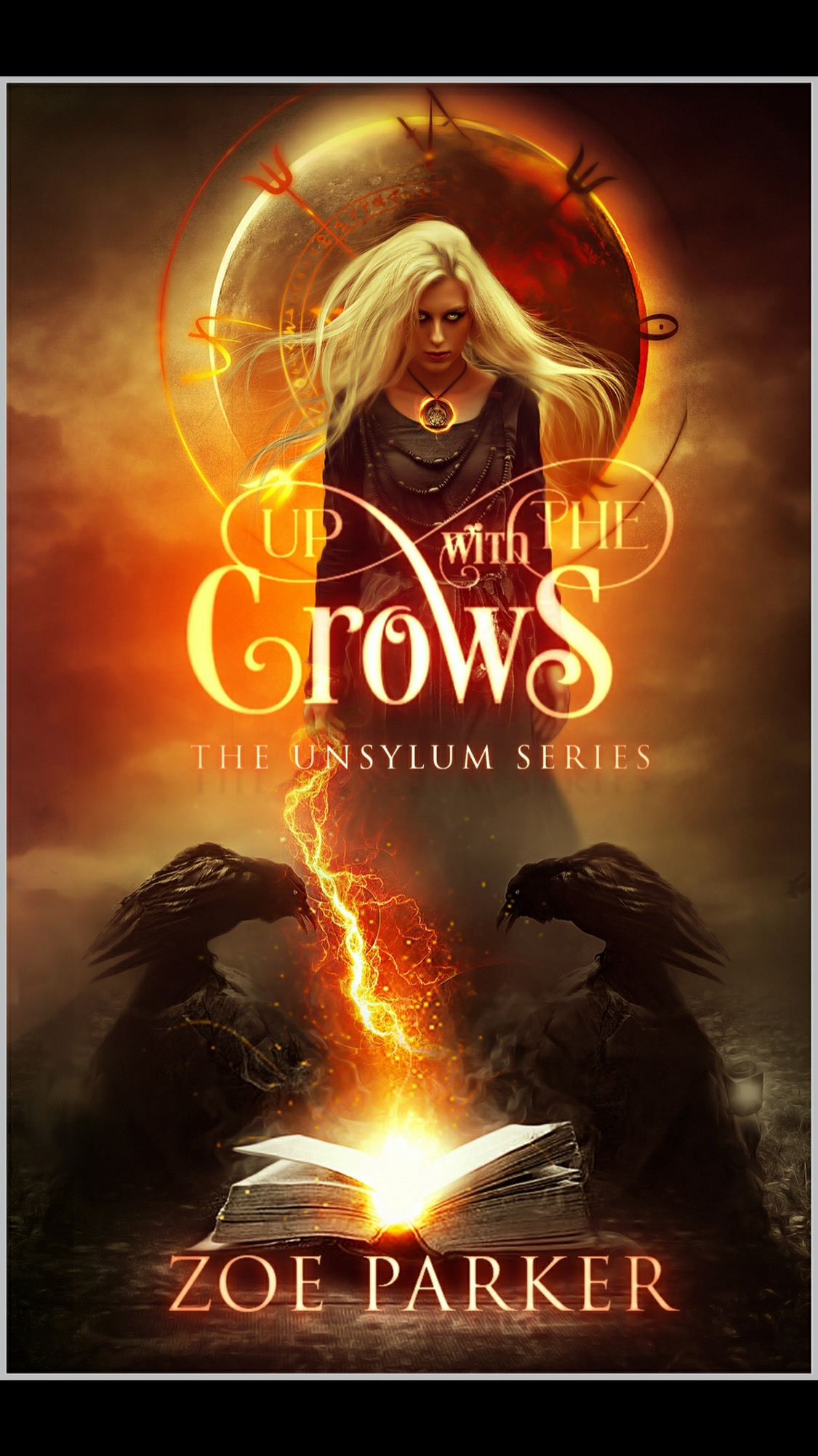 Up With The Crows by Zoe Parker – A Book Review