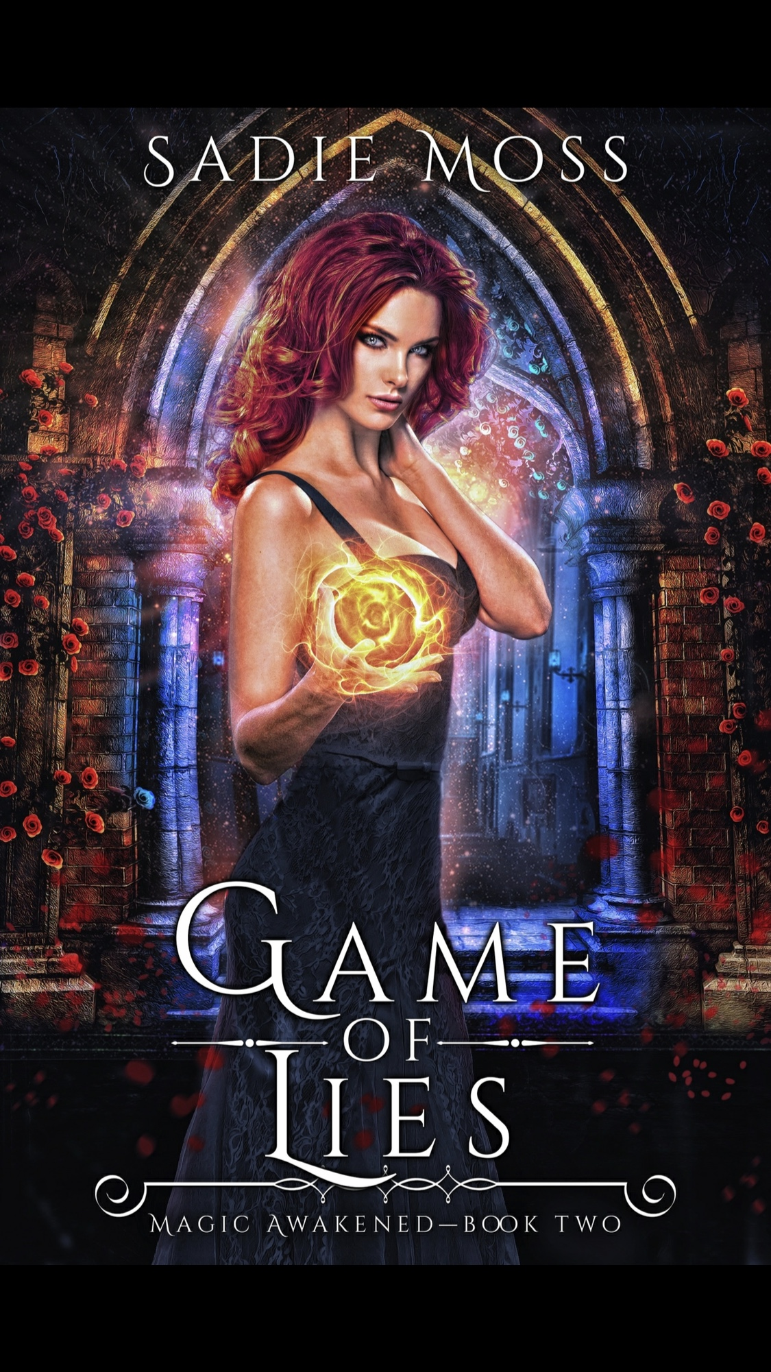 Game of Lies by Sadie Moss – Book Review