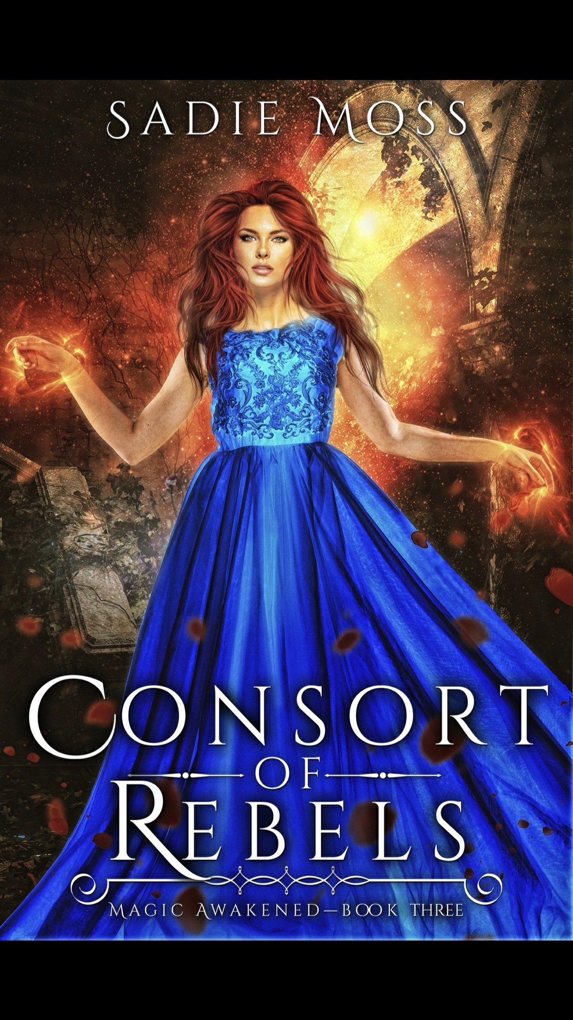 Consort of rebels by Sadie Moss – Book Review
