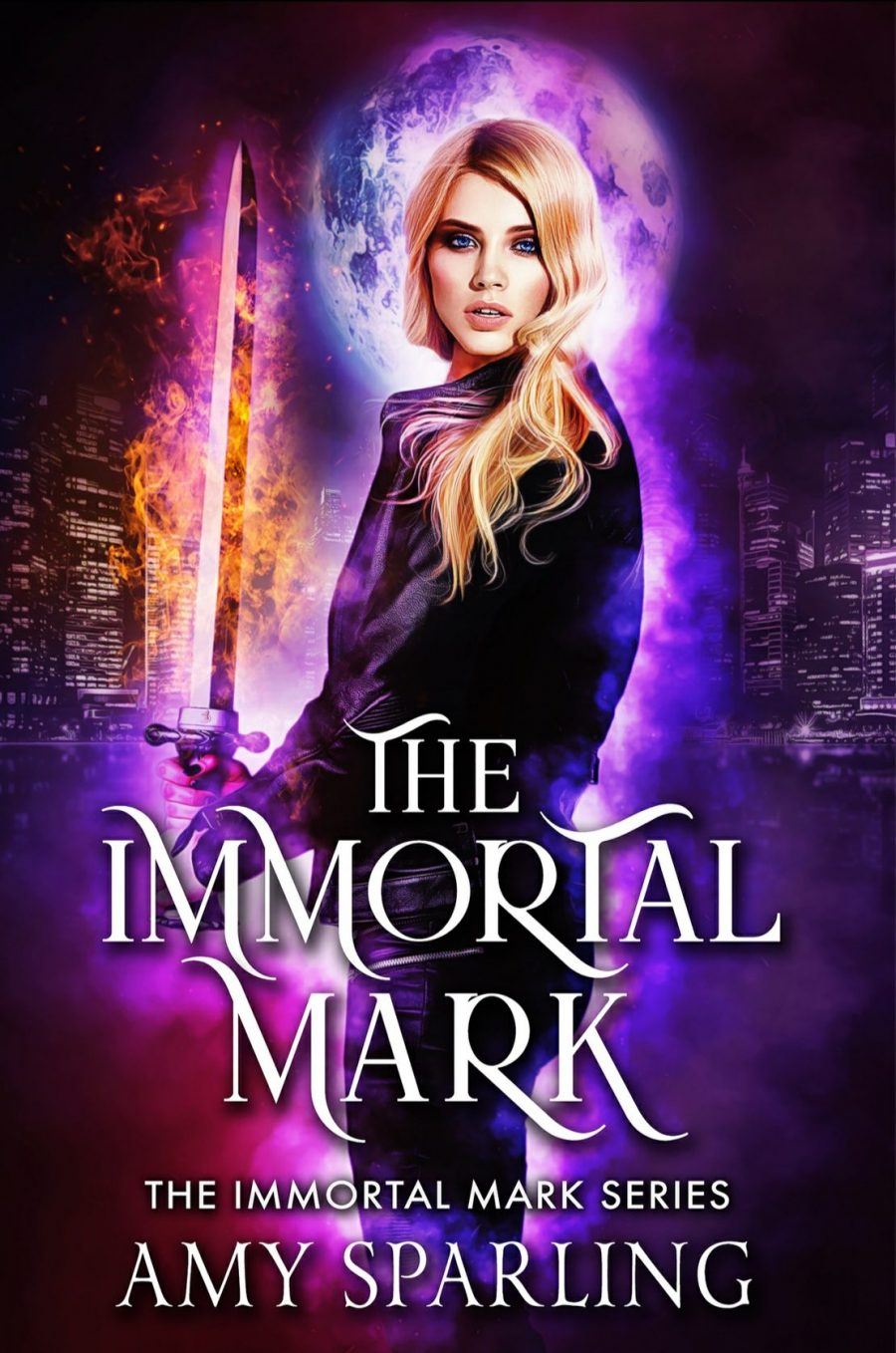 The Immortal Mark by Amy Sparling – A Book Review
