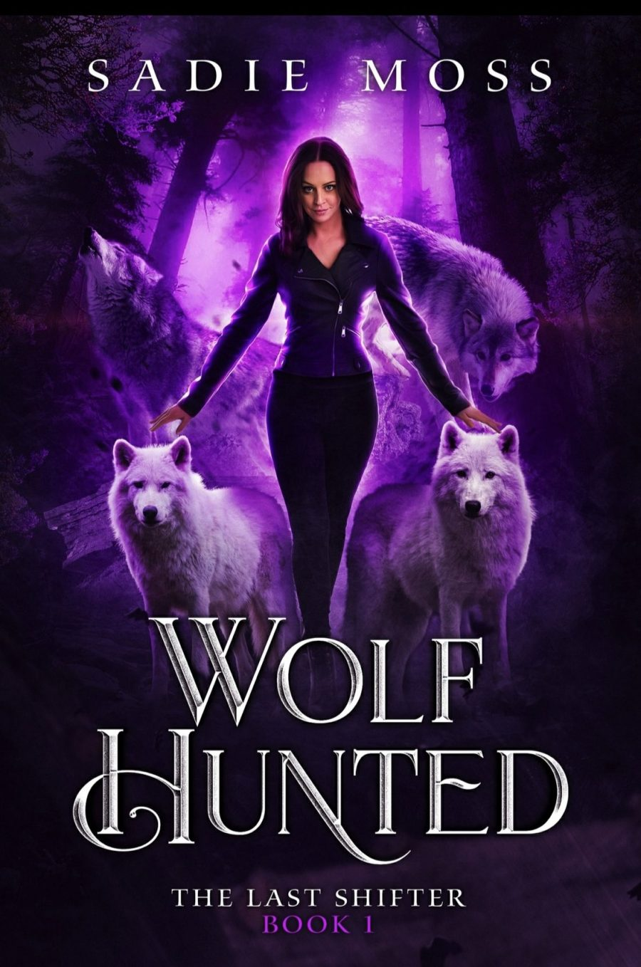 Wolf Hunted by Sadie Moss – A Book Review