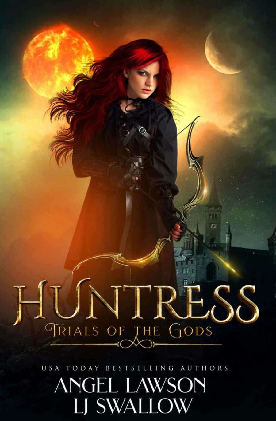 Huntress by Angel Lawson and L.J. Swallow – A Book Review