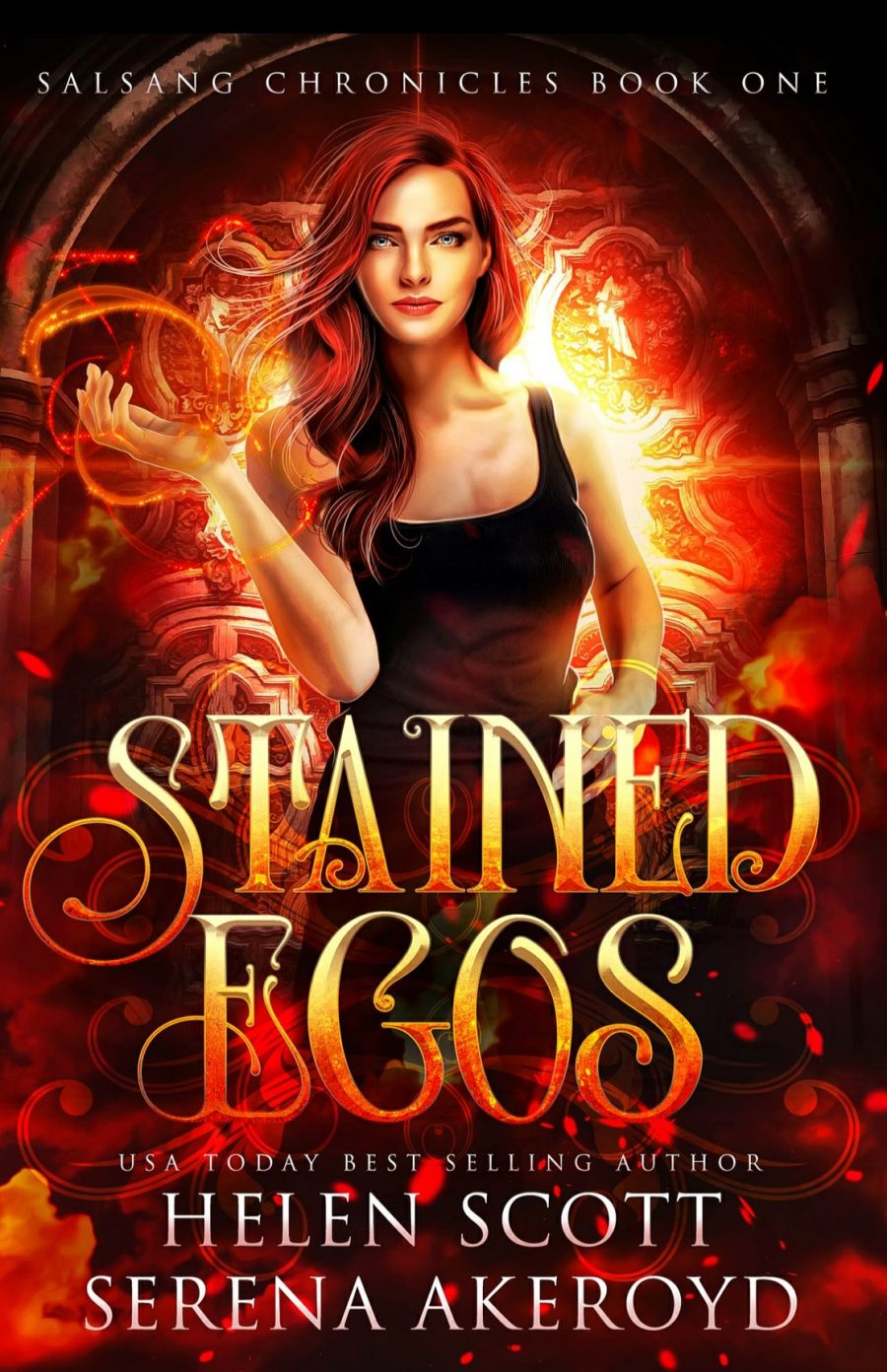 Stained Egos by Helen Scott and Serena Akeroyd – A Book Review