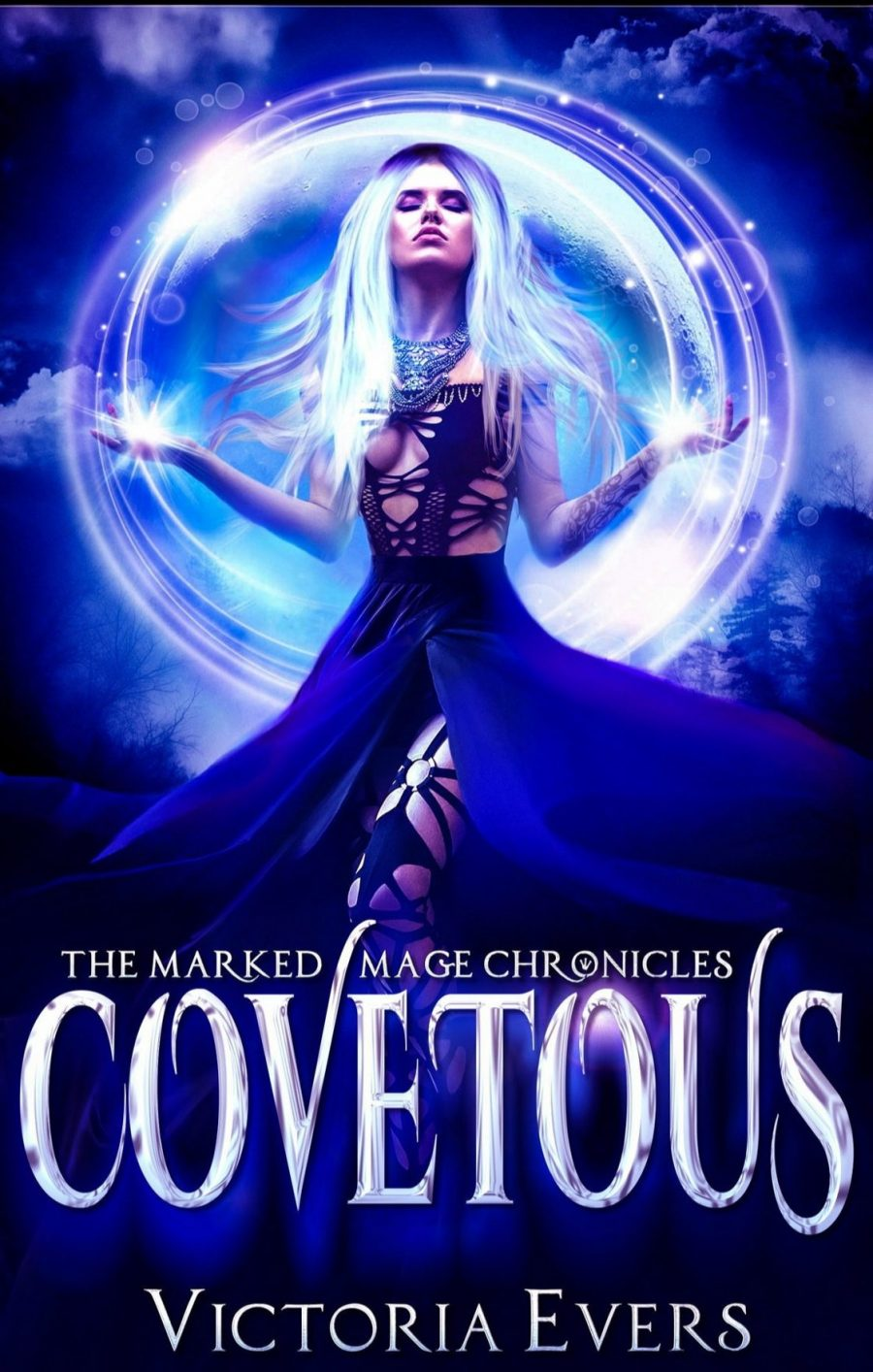 Covetous by Victoria Evers - A Book Review #BookReview #YA #UrbanFantasy #UF #MustRead #Amazing #Angels #Demons #Mages #5Star #BooksAndBlurbs