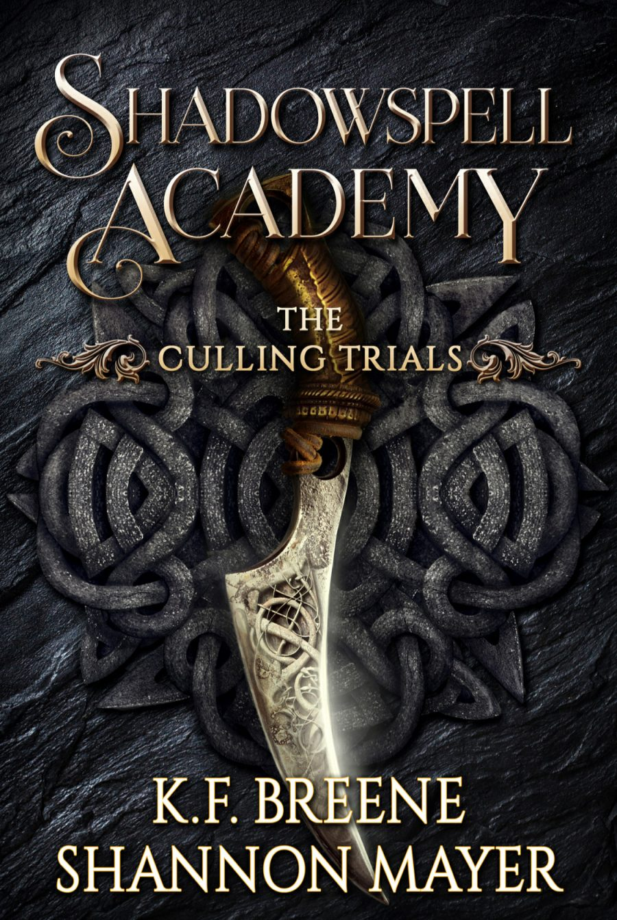 Shadowspell Academy: The Culling Trials - Book 1 - by Shannon Mayer and K.F. Breene - A Book Review #BookReview #YA #Academy #UrbanFantasy #NewRelease #AmazingRead