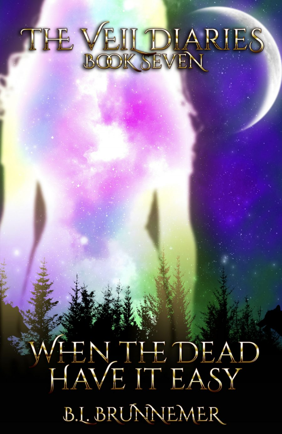 When The Dead Have It Easy by B.L. Brunnemer - A Book Review #BookReview #PNR #NA #SlowBurn #RH #ReverseHarem #School #MustRead