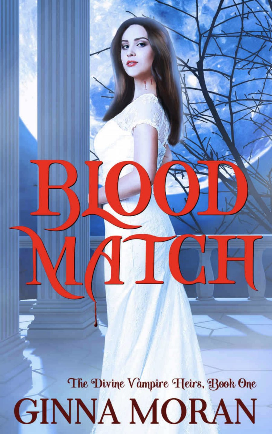 Blood Match by Ginna Moran – A Book Review