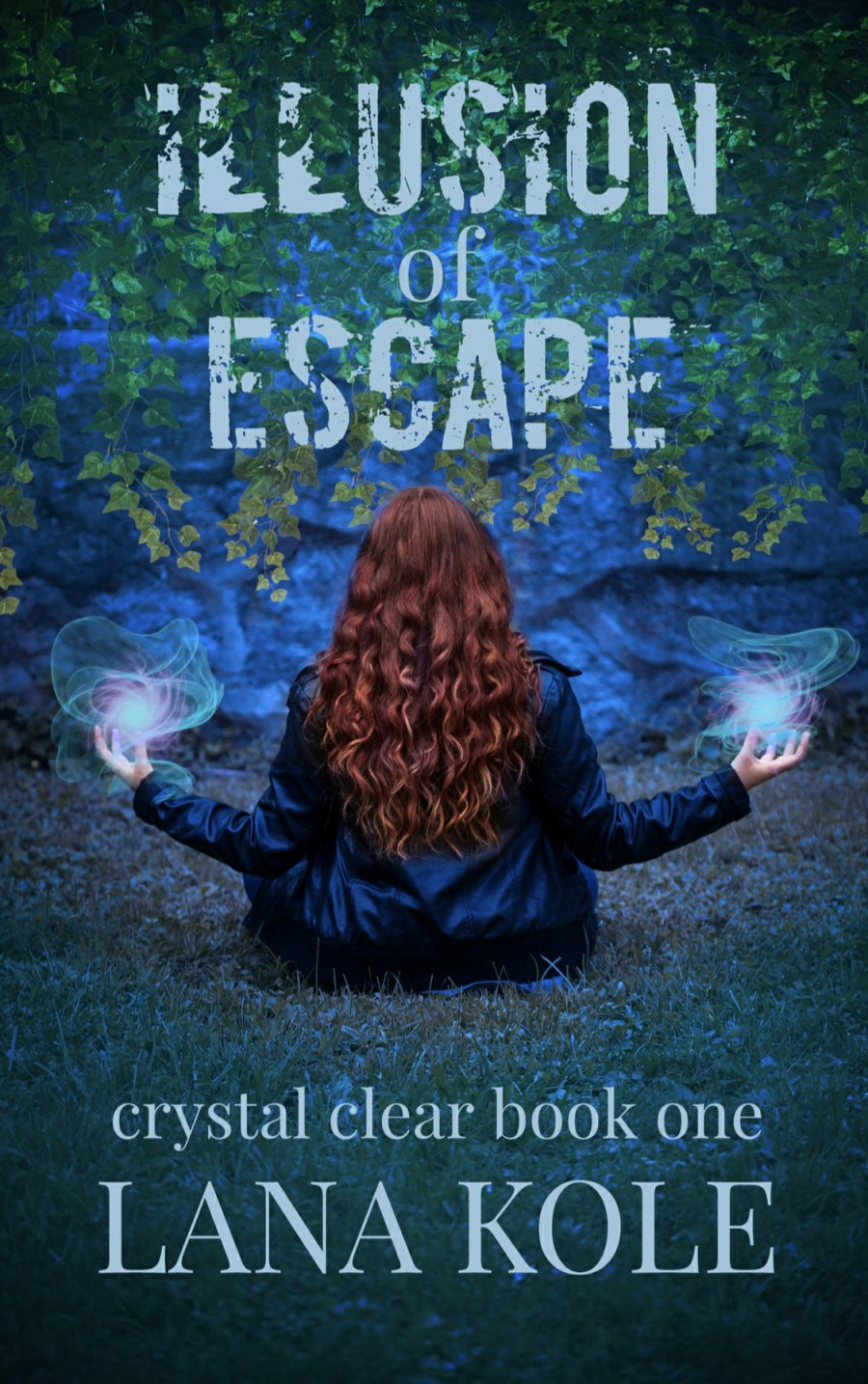 Illusion of Escape by Lana Cole - A Book Review #BookReview #WhyChoose #RH #MediumBurn #Paranormal #PNR #Cliffhanger #SeriesComplete