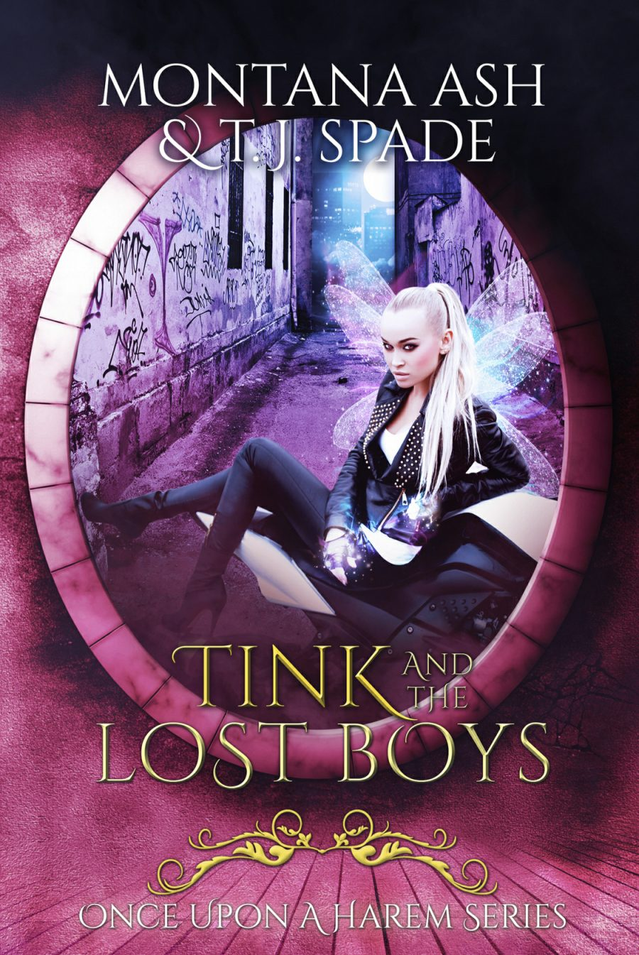 Tink and The Lost Boys by Montana Ash & T.J. Spade - A Book Review #BookReview #WhyChoose #RH #ReverseHarem #FairyTale #HEA #StandAlone #FastBurn