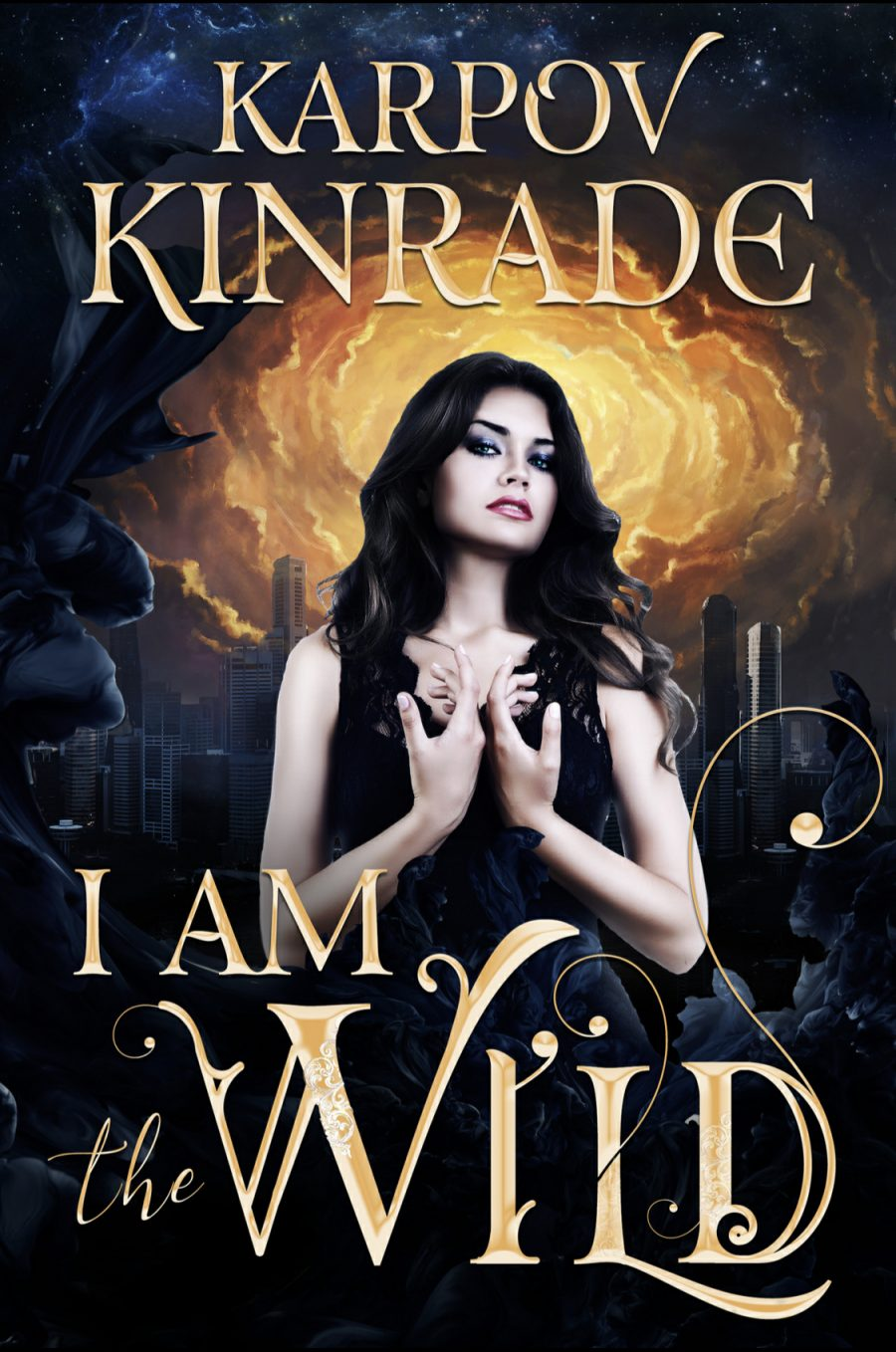 I Am the Wild by Karpov Kinrade - A Book Review #BookReview #Wild #Magic #SlowBurn #ReverseHarem #RH #Vampires