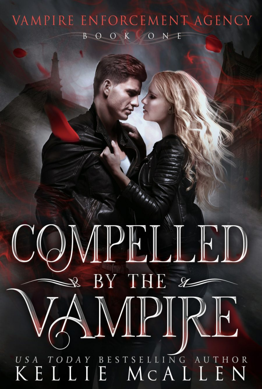 Compelled By The Vampire by Kellie McAllen - A Book Review #BookReview #Review #PNR #Vampire #Paranormal #Series #Book1 #Agency #Intrigue