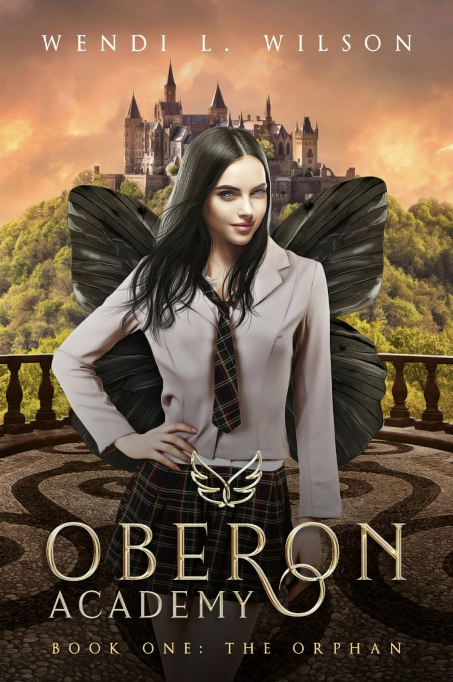 The Orphan: The Oberon Academy - Book 1 by Wendi L. Wilson - A Book Review #BookReview #Academy #PNR #Fae #NewRelease #YA