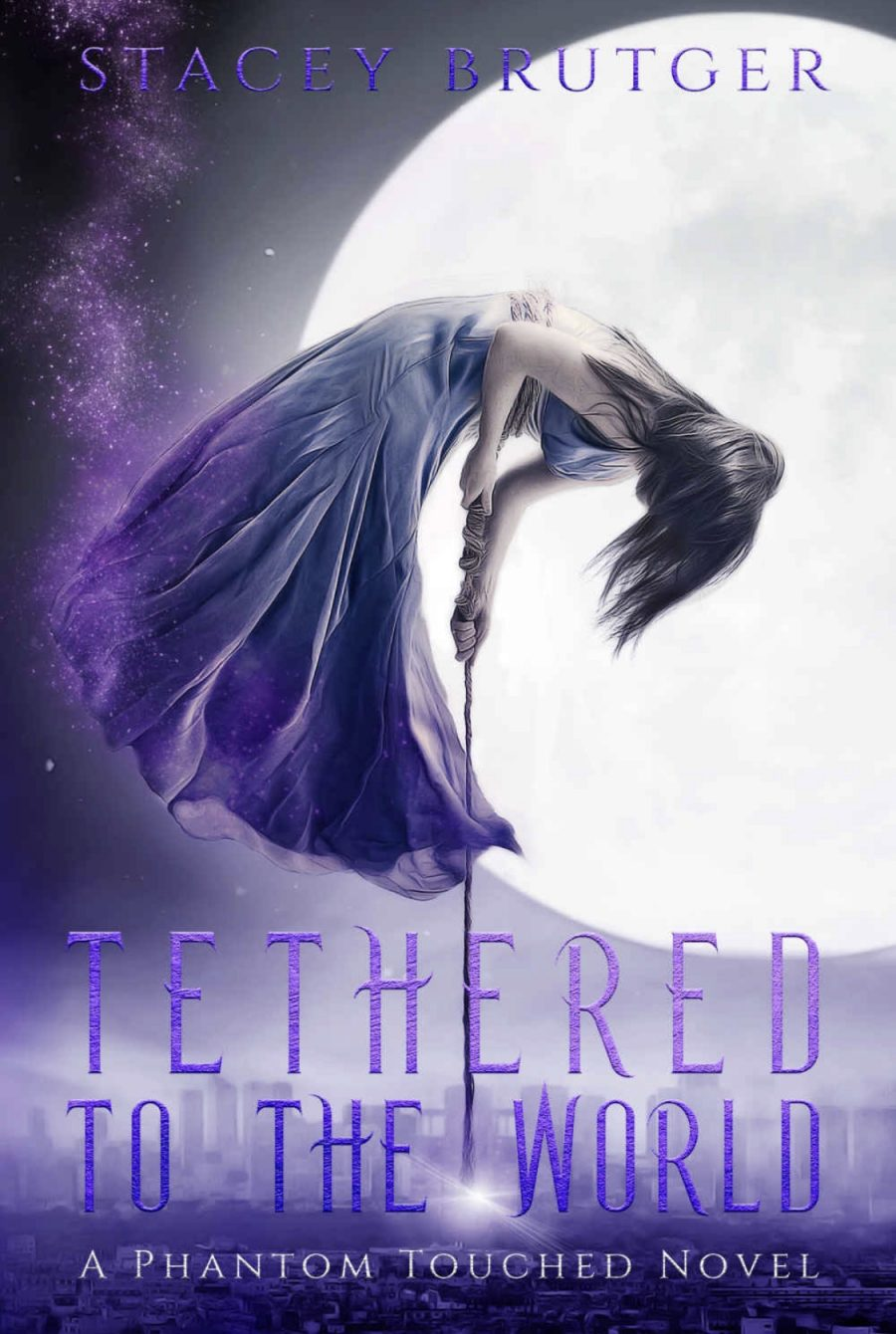 Tethered to The World by Stacey Brutger - A Book Review #BookReview #Review #PNR #SlowBurn #ReverseHarem #RH #WhyChoose #Paranormal #Romance #KU