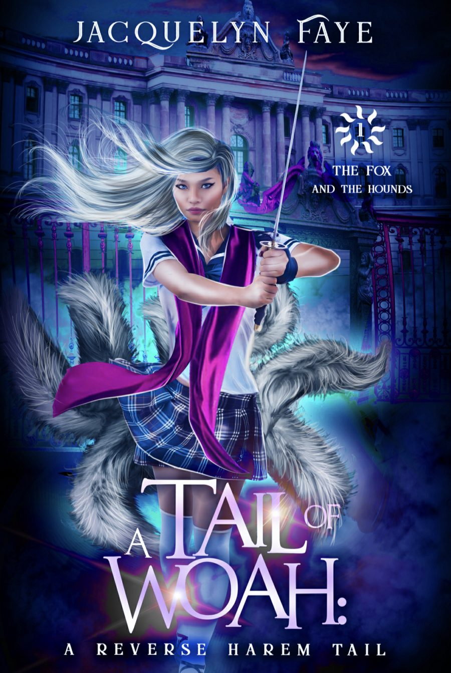 A Tail of Woah by Jacquelyn Faye - A Book Review #BookReview #RH #WhyChoose #Paranormal #Academy #5Star #KindleUnlimited #KU