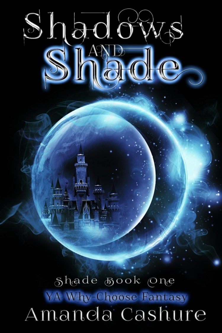 Shadows and Shade by Amanda Cashure - A Second Look Review #BookReview #YA #WhyChoose #RH #SlowBurn #ReverseHarem #Fantasy #Magic #KindleUnlimited