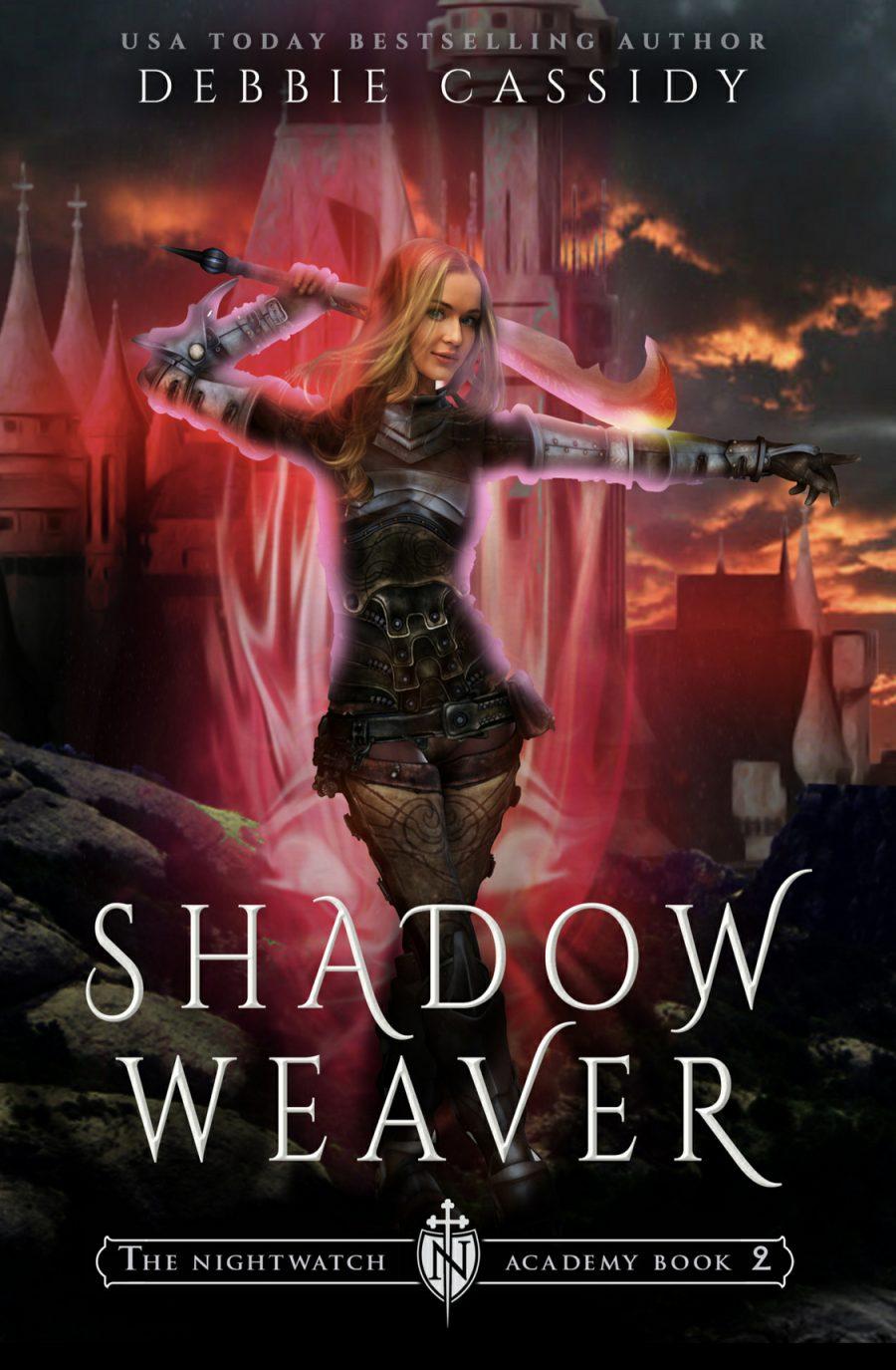 Shadow Weaver by Debbie Cassidy - A Book Review #BookReview #SlowBurn #RH #ReverseHarem #Fantasy #Academy #KindleUnlimited #KU