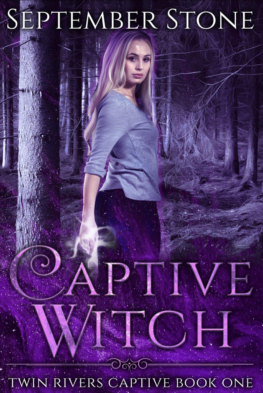 Captive Witch by September Stone - A Book Review #SlowBurn #MediumBurn #RH #UF #UrbanFantasy #ReverseHarem #KindleUnlimited #KU