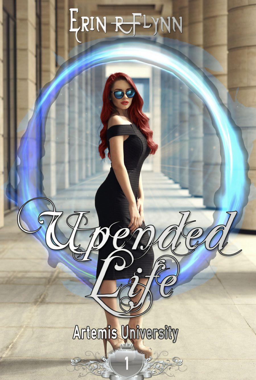 Upended Life (Artemis University - Book 1) by Erin R. Flynn - A Book Review #BookReview #RH #ReverseHarem #Academy #4Stars #AdultUniversity #MediumBurn #KindleUnlimited #KU