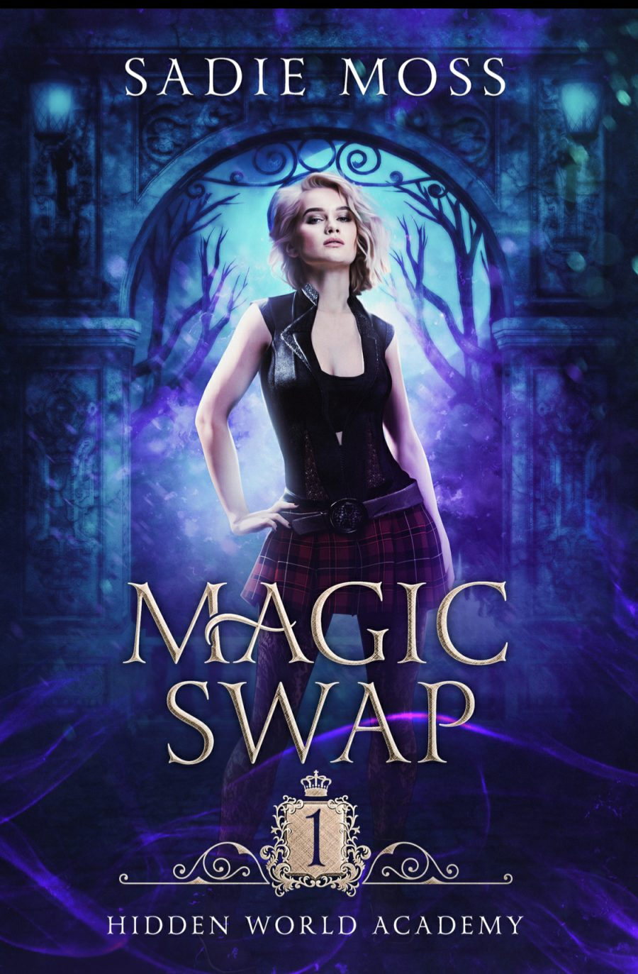 Magic Swap by Sadie Moss - A Book Review #BookReview #FastBurn #PNR #RH #SeriesComplete #KindleUnlimited #KU #Hot