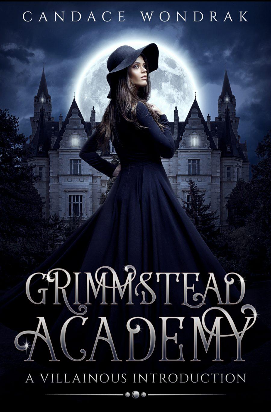 A Villainous Introduction (Grimmstead Academy - Book 1) by Candace Wondrak - A Book Review #BookReview #PNR #MediumBurn #RH #Noir #5Stars #KindleUnlimited #KU