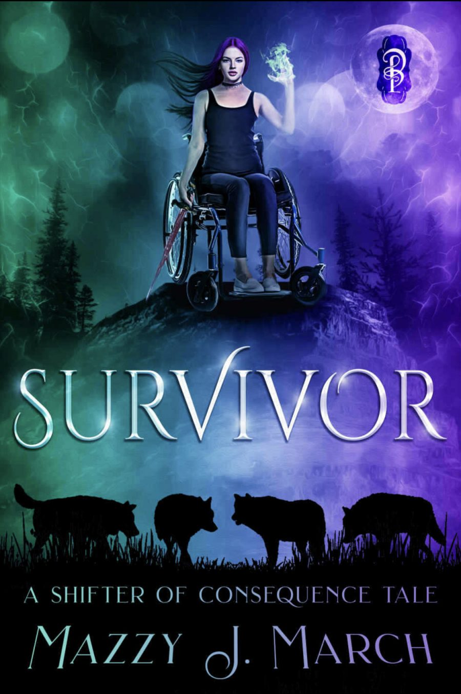 Survivor (A Shifter of Consequence - Book 1) by Mazzy J. March - A Book Review #BookReview #PNR #SlowBurn #RH #KindleUnlimited #KU