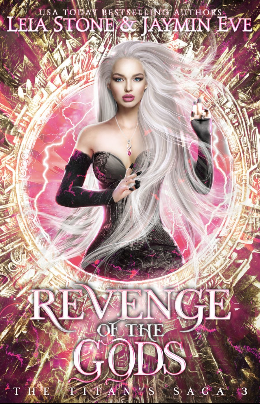 Revenge of The Gods by Jaymin Eve & Leia Stone - A Book Review #BookReview #NewRelease #SeriesComplete #PNR #Gram