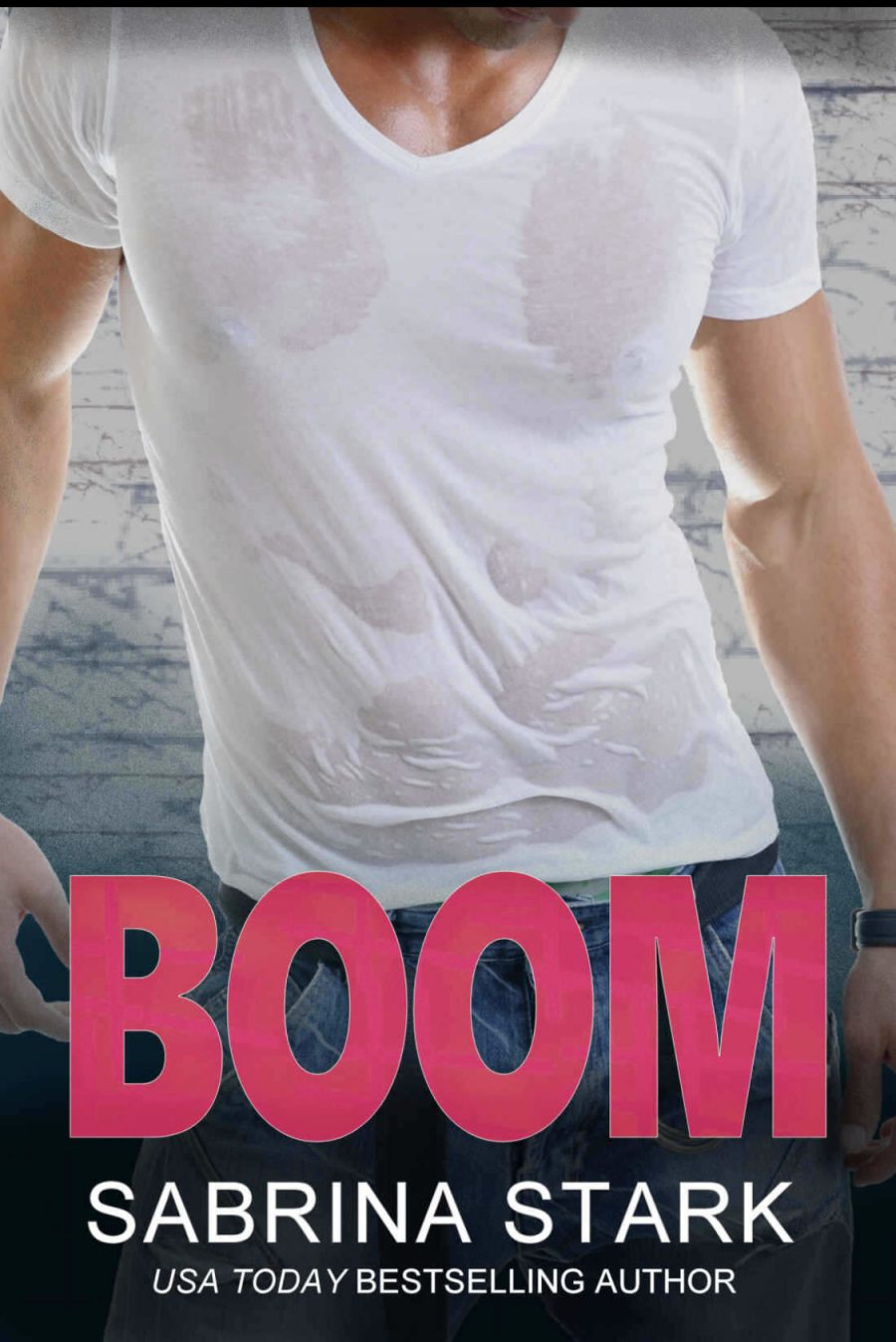 Boom (An Enemies to Lovers Romance) by Sabrina Stark - A Book Review #BookReview #Romance #ContemporaryRomance #NewRelease #4Stars #EnemiesToLovers #HEA #KindleUnlimited #KU