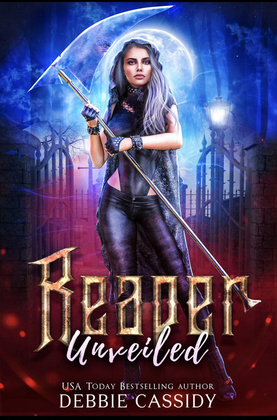 Reaper Unveiled (Deadside Reapers - Book 4) by Debbie Cassidy - A Book Review #BookReview #NewRelease #SlowBurn #RH Shifters #Reapers #Angels #Demons #KindleUnlimited #KU