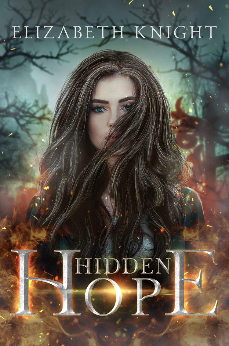 Hidden Hope by Elizabeth Knight - A Book Review #BookReview #FastBurn #MediumBurn #RH #KindleUnlimited #KU #PNR