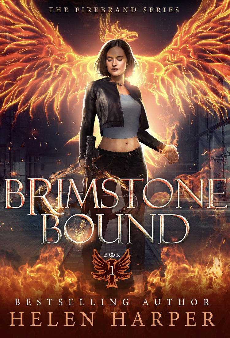 Brimstone Bound (The Firebrand Series - Book 1) by Helen Harper - A Book Review #BookReview #UrbanFantasy #GreatRead #KindleUnlimited #KU