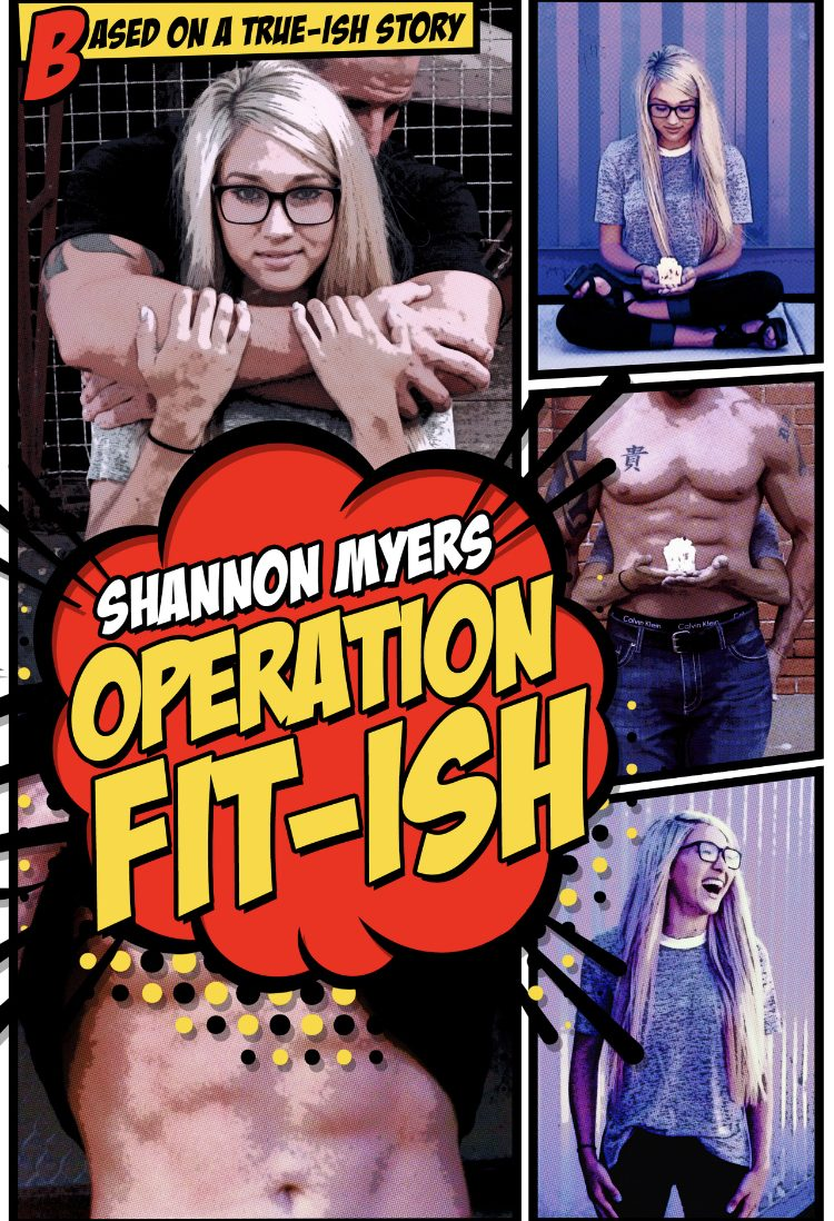Operation Fit-ish by Shannon Myers - A Book Review #StandAlone #Romance #Contemporary #ContemporaryRomance #HEA #KindleUnlimited #KU