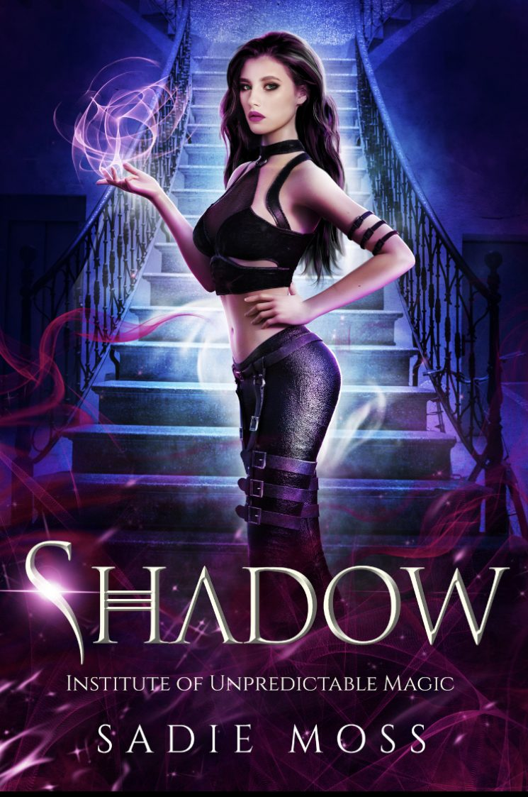 Shadow (The Institute of Unpredictable Magic - Book 1) by Sadie Moss - A Book Review #BookReview #PNR #RH #4Stars #KU #KindleUnlimited